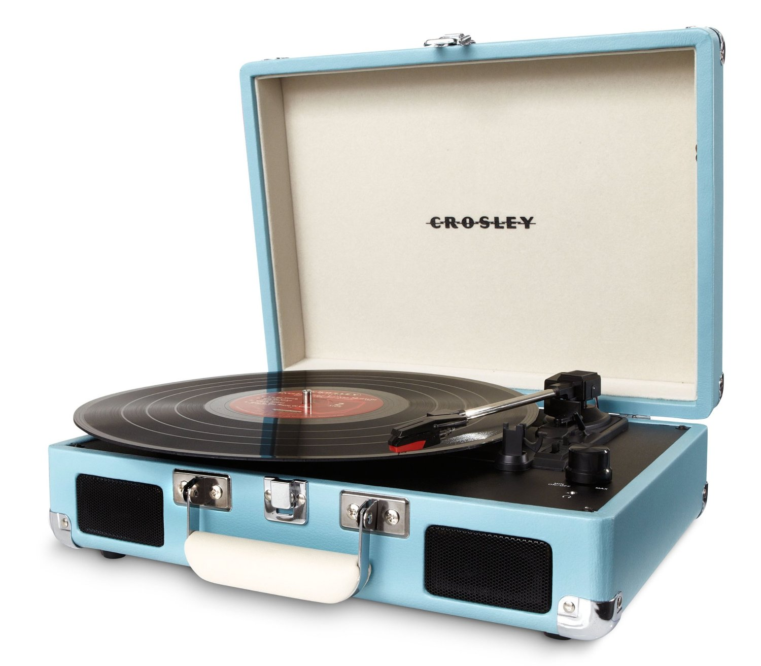 Crosley Cruiser Portable Turntable Review (CR8005A-TU)